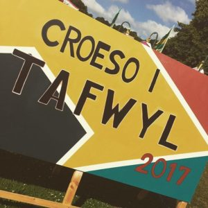 Eating Out At Tafwyl A Challenge on Keto Diet